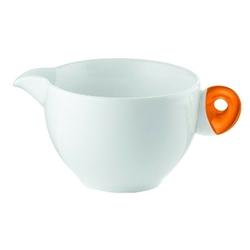 Guzzini - mlecznik feeling - art  cafe - pomarańczowy - pomarańczowy
