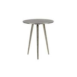 Be pure :: stolik metalowy bright 40cm złoty