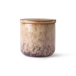 Hkliving ceramiczna świeca zapachowa: casa fruits aka3355