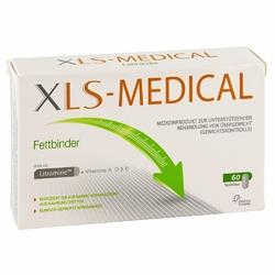 Xls Medical Fettbinder naturalny preparat wiążący tłuszcze