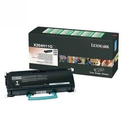 Lexmark oryginalny toner X264H11G, black, 9000s, return, high capacity, Lexmark X264, X363, X364