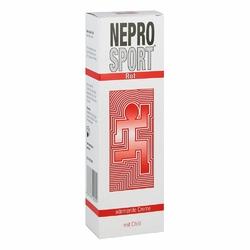 Nepro Sport Creme rot
