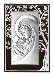 Obrazek BC6381M5A Matka Boska z Dzieciątkiem 30 x 44,5 cm