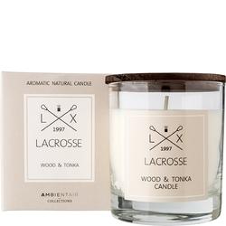 Wood  tonka świeca zapachowa lacrosse  8x10 cm zvv040wtlc