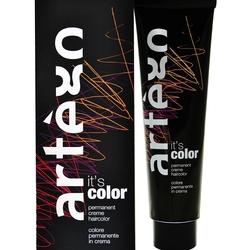 Artego its color farba w kremie 150ml cała paleta kolorów 7.41 - 7ka miedziano-popielaty blond