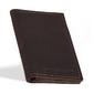 Skórzany cienki portfel slim wallet brodrene sw-03
