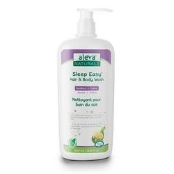 żel do mycia włosów i ciała  aleva -  240ml