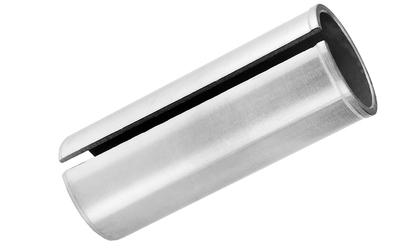 Reduktor wspornika siodła ac-20s  27,231,8mm - 80 mm aluminium