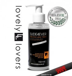 Żel intymny slide4ever silicone lube 150ml