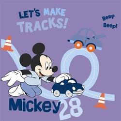 Poszewka myszka mickey 40x40