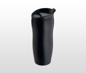 Kubek termiczny blacky 400 ml czarny