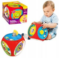 Dumel discovery pudełko uczydełko kostka grająca