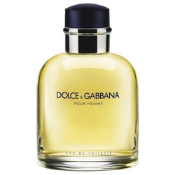 Dolcegabbana pour homme perfumy męskie - woda toaletowa 125ml - 125ml
