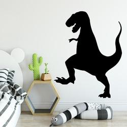 Naklejka tablicowa kredowa dinozaur 2tk47