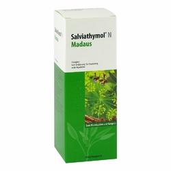 Salviathymol N Madaus, krople