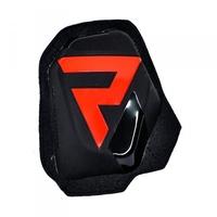 Rebelhorn slidery kolan  na rzepy blackflo red
