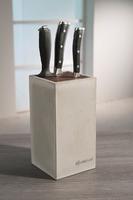 Blok na noże kuchenne betonowy wusthof w-7258