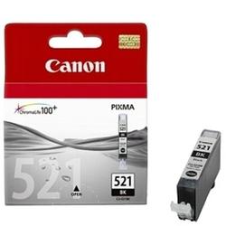 Tusz Oryginalny Canon CLI-521 BK 2933B001 Czarny - DARMOWA DOSTAWA w 24h