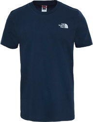 T-shirt męski the north face simple dome t92tx5m6s