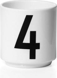 Filiżanki do espresso aj cyfra 4