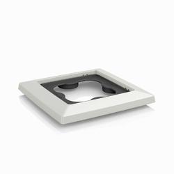 Lechuza - podstawka na rolkach do donic cubico 30, biała - biały