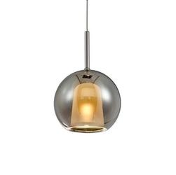 Lampa wisząca euforia no. 1 16cm chrom - chrom