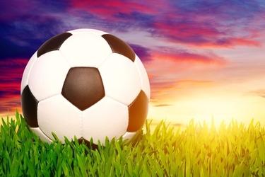 Fototapeta piłka nożna 1086s