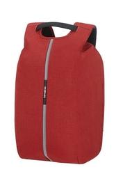 Plecak na laptopa samsonite securipak 15.6 czerwony - czerwony