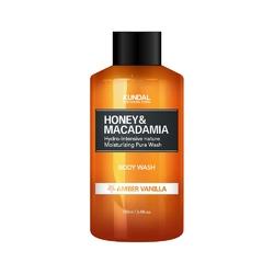 Kundal żel pod prysznic- bursztynowa wanilia honeymacadamia body wash amber vanilla 100ml
