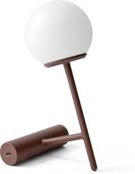 Lampa stołowa LED Phare ceglasta