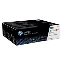 HP oryginalny toner CF371AM, CMY, 3900 3x1300s, 128A, HP LaserJet+, N, 3x800g, 3szt