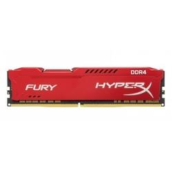 HyperX DDR4 Fury Red 8GB2133 CL14