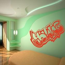 Naklejka ścienna graffiti gr31