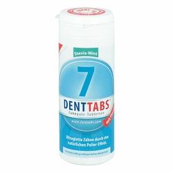 Denttabs  Tabletki do mycia zębów