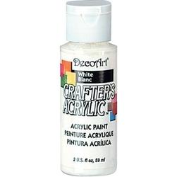 Farba akrylowa Crafters Acrylic 59 ml - biała - BIA