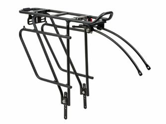 Bagażnik rowerowy author acr-65 carry more czarny