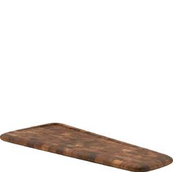 Duża, asymetryczna deska do krojenia 60x27cm Chop UP Skagerak drewno tekowe S1990834