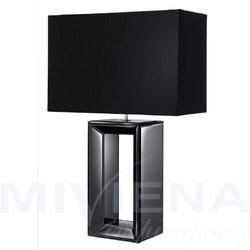 Mirror lampa stołowa czarny