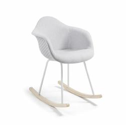 Krzesło TOME 63x71 kolor szary - jasno szary