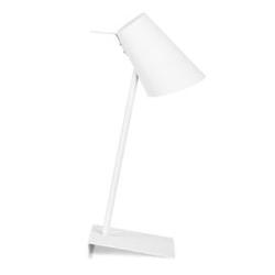 Its about romi :: lampa biurkowa cardiff - biała