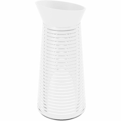 Karafka na napoje ZAK Designs biała 6685-N462