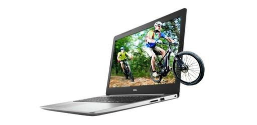 Dell Inspiron 5570 Win10Home i5-8250U256GB8GBAMD Radeon 53015.6FHD42WHRSilver1Y NBD + 1Y CAR