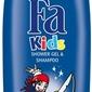 Fa Kids Pirate, żel pod prysznic dla dzieci, 250ml