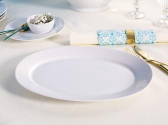 Półmisek owalny porcelana mariapaula biała 28 cm