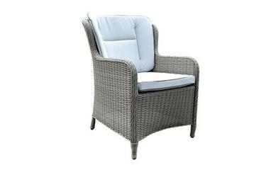 Miloo :: Fotel ogrodowy z poduszkami Grace I