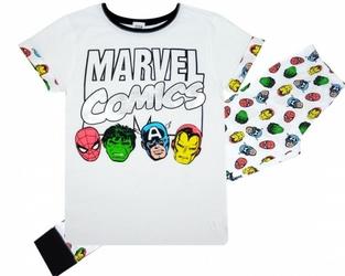 Damska piżama Avengers Marvel Comics S