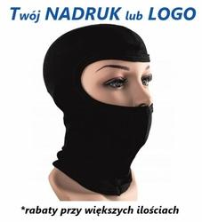 Kominiarka wielofunkcyjna Classic - czarna