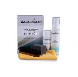 Zestaw colourlock do czyszczenia i pielęgnacji ekoskóry