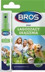 Bros, środek łagodzący ukąszenia, spray 8ml
