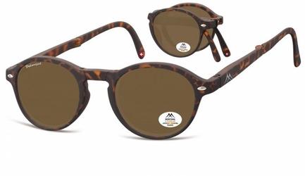 Składane okulary polaryzacyjne lenonki montana mp66b